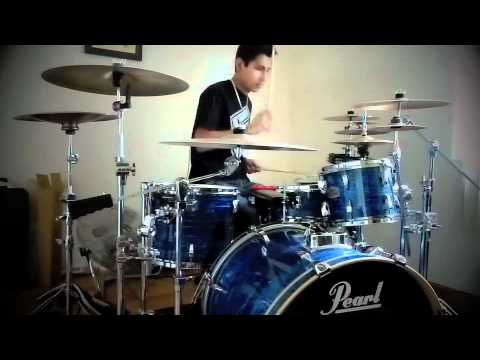 Mikey-Jason Reeves- Save My Heart (Drum Cover)