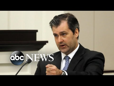 Walter Scott Murder Trial | Officer Defends His Actions