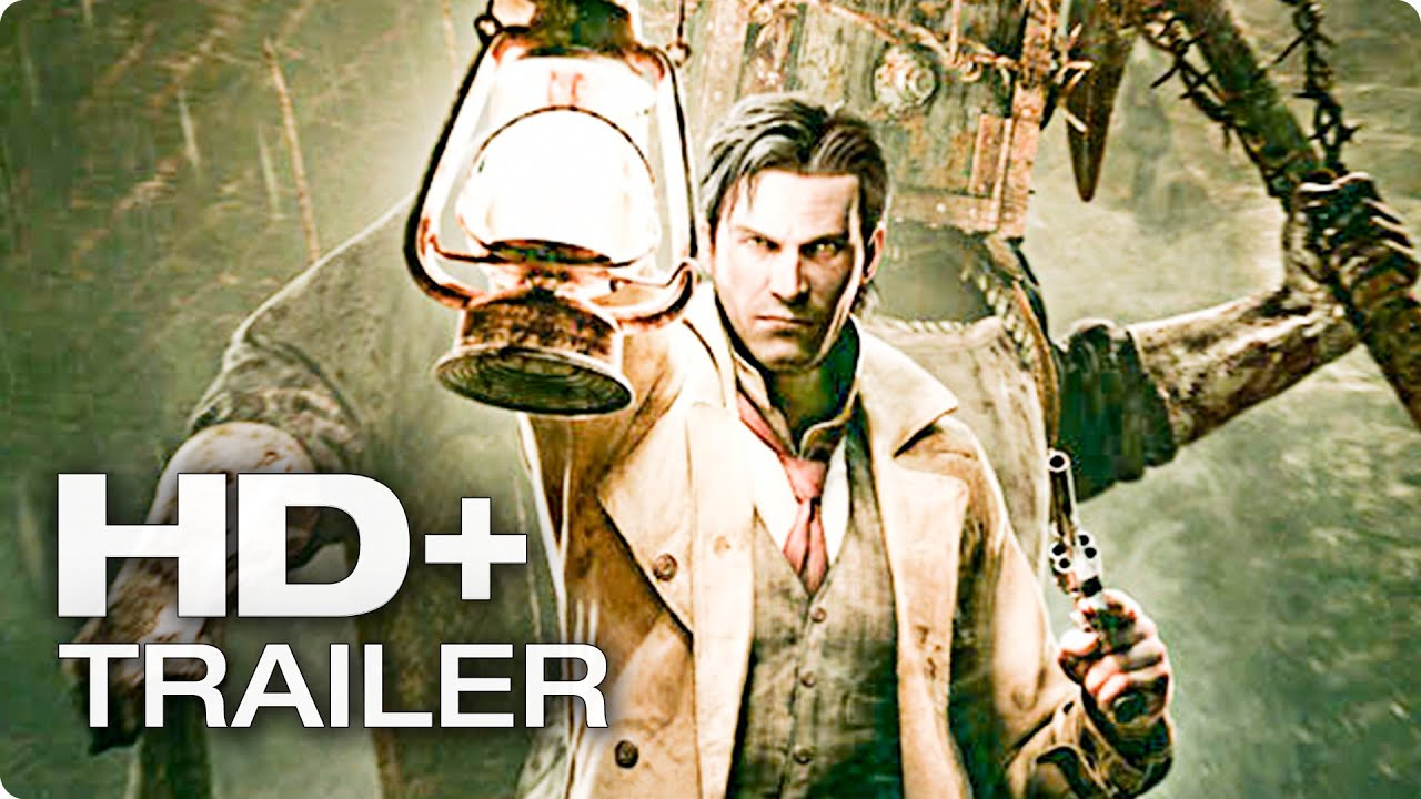 The Evil Within Trailer German