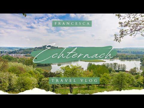 Travel Vlog // Echternach, Luxembourg