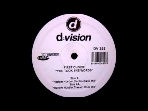 First Choice - You Took The Words (Harlem Hustlers Classic Club MIx) HQ