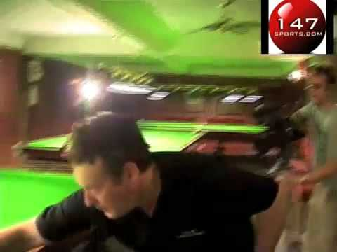 The 155 Break - Absolute Snooker from 147 Sports.com