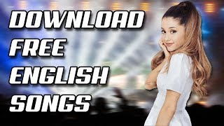 Best website to download *free* english songs [latest 2019]