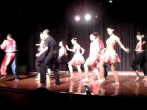 Carnaval 2010 (Ritmos Academy & Hispania Dance Company)