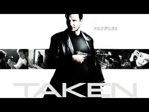 Taken (2008) Permission To Go To Paris (Soundtrack OST)