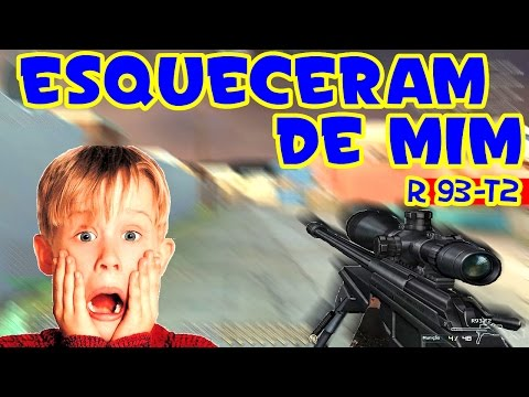 ESQUECERAM DE MIM #04 l SNIPER R93 T2 l CROSSFIRE AL 2.0