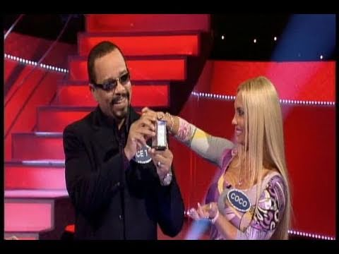 "Coco & IceT on ""All Star- Mr & Mrs"""
