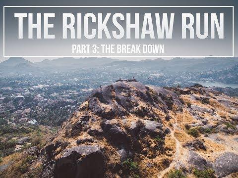 The Rickshaw Run India - PART 3: The Break Down