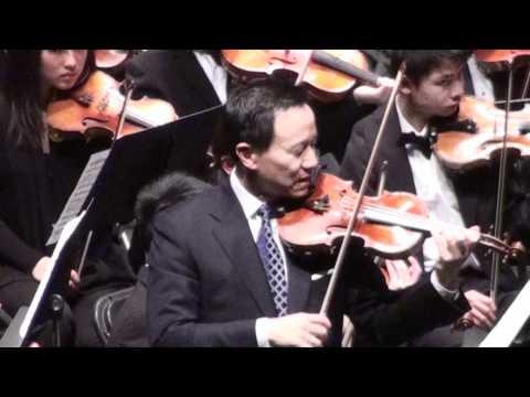 Violin Concerto, David Kim soloist [TCHAIKOVSKY]