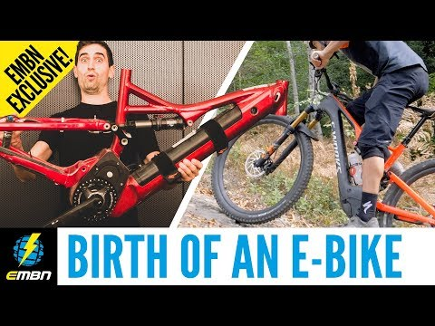 The Development Story of the 2019 Specialized Turbo Levo | Birth Of An E-Bike