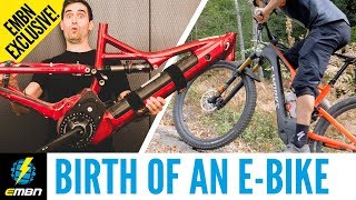 The Development Story of the 2019 Specialized Turbo Levo   Birth Of An E-Bike
