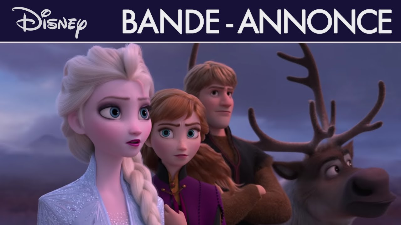 La reine des neiges 2 premi re bande annonce i disney youtube - Reine de neige 2 ...