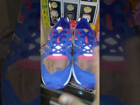 Unboxing of my new BAIT X Transformers X Diadora N9000