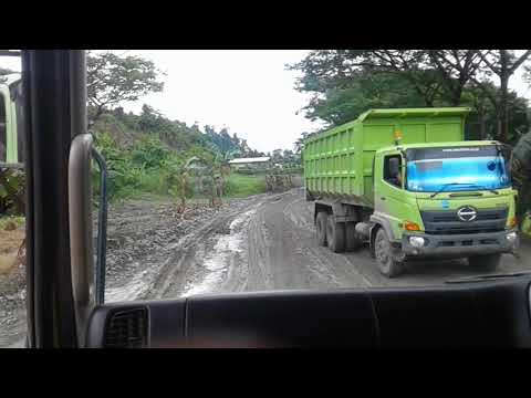 Jalan Houling BDMS Malinau Kaltara
