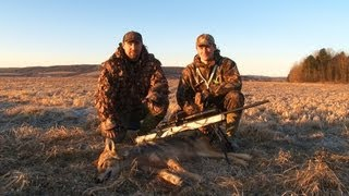 Coyote Hunting: Howled Out (DownWind Outdoors)