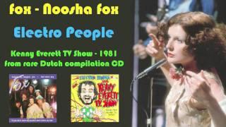 Electro People - Fox - Noosha Fox