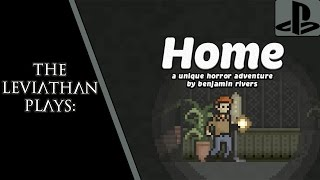 Home: A Unique Horror Adventure (Complete Walkthrough) | The Leviathan