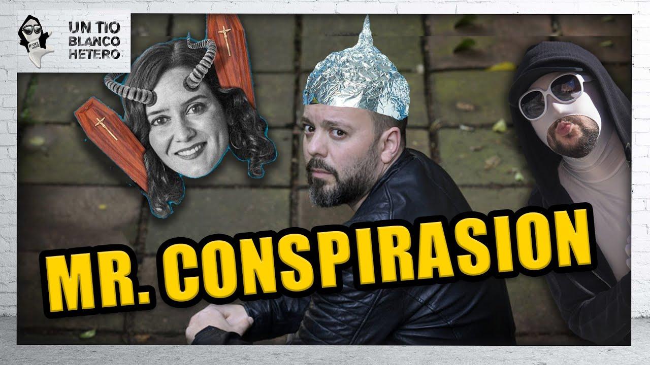 ANTONIO MAESTRE (conspiranoias) vs CHEQUE BEBÉ de AYUSO | UTBED
