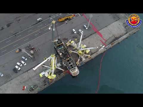 啟德機械起重工程-南方澳搶救紀錄
