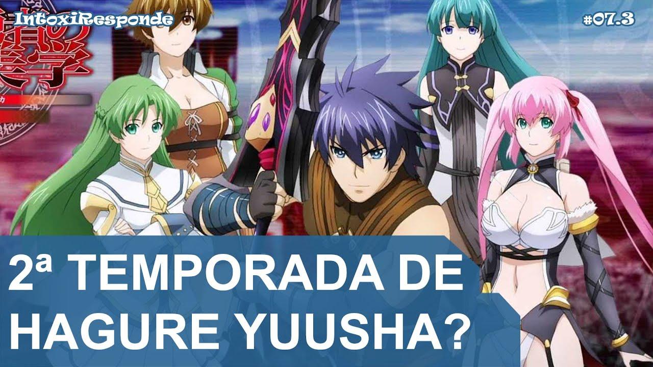 Hagure yuusha no estetica season 2 episode 1