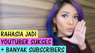 Video CARA JADI YOUTUBER SUKSES + BANYAK SUBSCRIBER download MP3, 3GP, MP4, WEBM, AVI, FLV September 2018