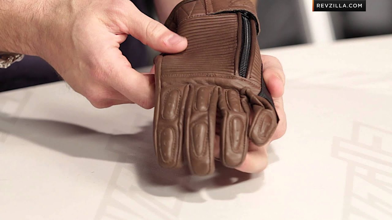 Womens leather gloves reviews - Roland Sands Women S Gezel Gloves Review At Revzilla Com