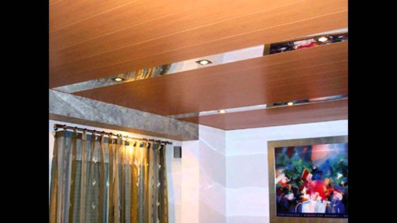 Falso techo aluminio techos de aluminio cocinas ba os for Techos desmontables para banos