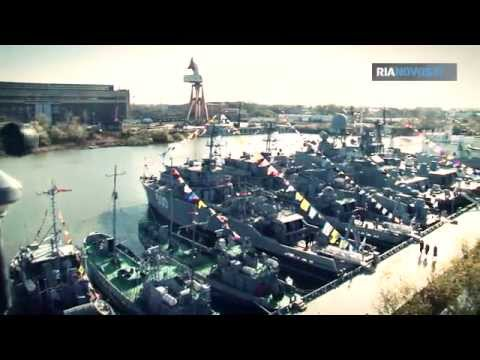 Caspian Flotilla Deploys Stealth Warship and Marines