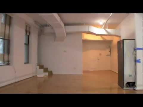 SPRING & LAFAYETTE STREETS 1,550 SF CORNER LOFT