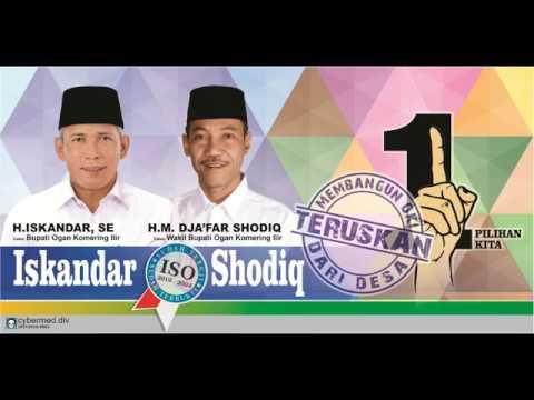 Pilkada OKI Th.2018 ISO Kampanye Damai