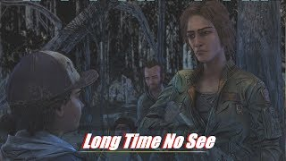 Reunion with Lilly - The Walking Dead Final Season Episode 2