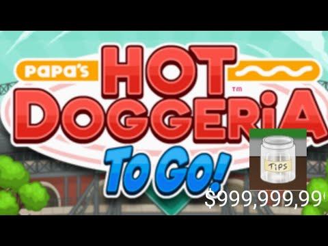 Papa's Hot Doggeria|Hack 2018 Work 100%|