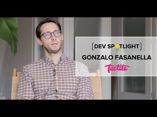 Dev Spotlight: Gonzalo Fasanella from Tactile on real-time bidding as the next big trend