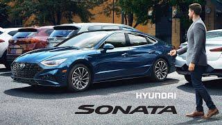 2020 Hyundai SONATA - Affordable Stylish Sedan!