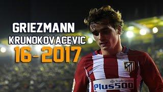 Antoine Griezmann  ● Amazing Skills and Tricks 2017 |HD|