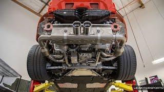 Porsche 911 GT3 (991) Akrapovic Exhaust Time-Lapse