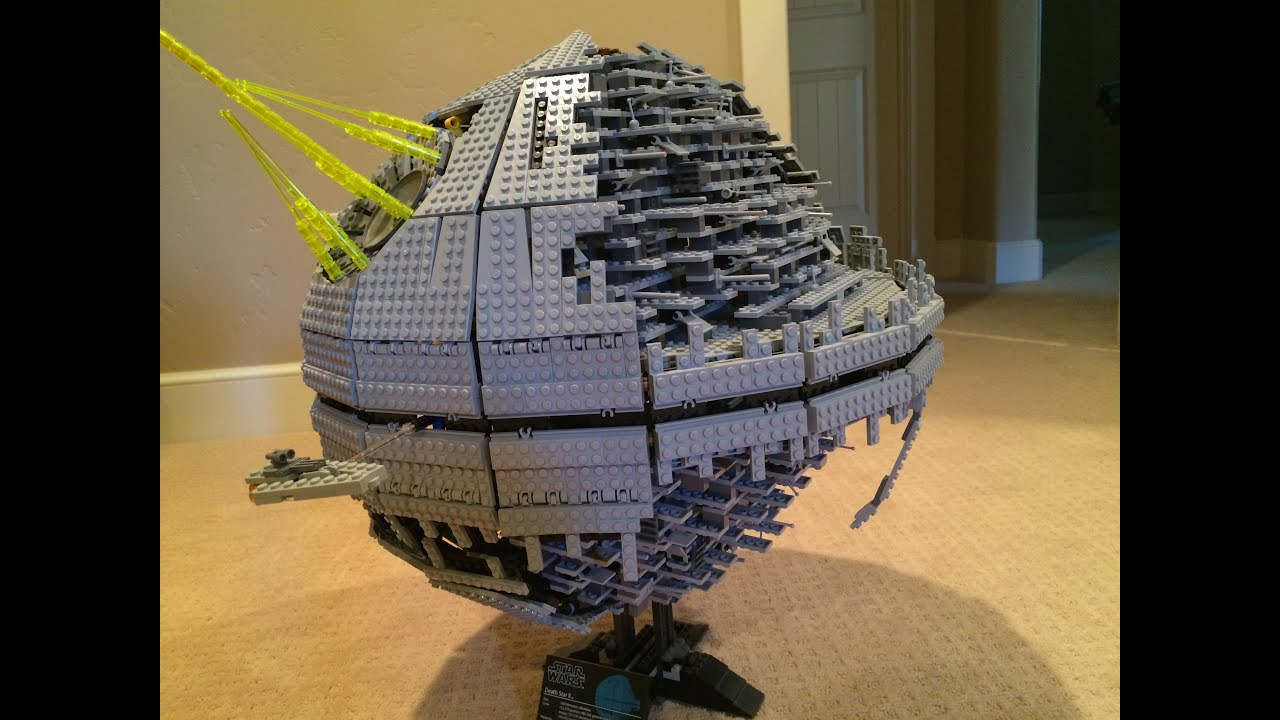 lego death star ii 10 year review youtube