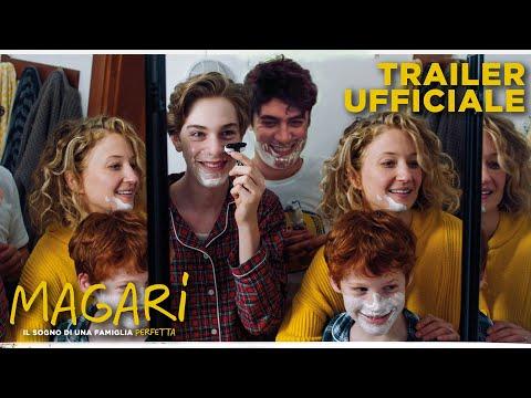 Magari - Trailer Ufficiale - Dal 26 Marzo al Cinema