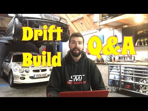 Drift Build Q&A