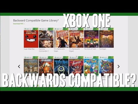 Xbox One's 104 Backward Compatible Games