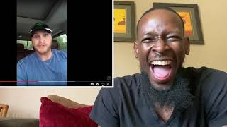 Yo‼️🤣 WHITE GUY EXPLAINS HIS FIRST BLACK COOKOUT EXPERIENCE | I Can't Stop Crying🤣 | REACTION