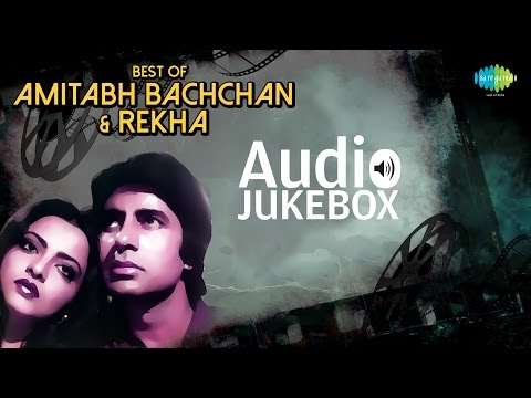 Best of Amitabh & Rekha  Yeh Kahan Aa Gaye Hum   Audio Jukebox