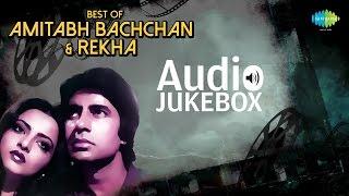 Best of Amitabh & Rekha | Yeh Kahan Aa Gaye Hum  | Audio Jukebox