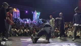Found Carnival vs. Last Samurai BBOY Crew - Finał RF Jam SG 2017