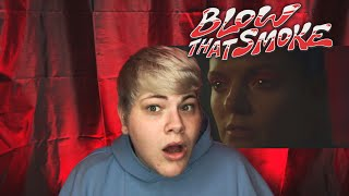 Major Lazer - Blow That Smoke (Feat. Tove Lo) (REACTION)