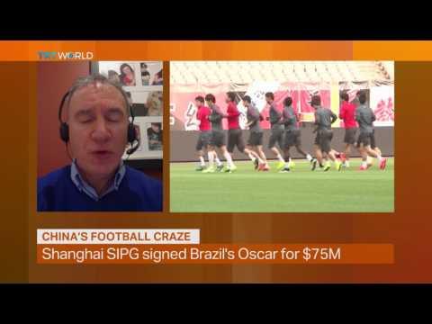 Money Talks: China to cap football clubs spending