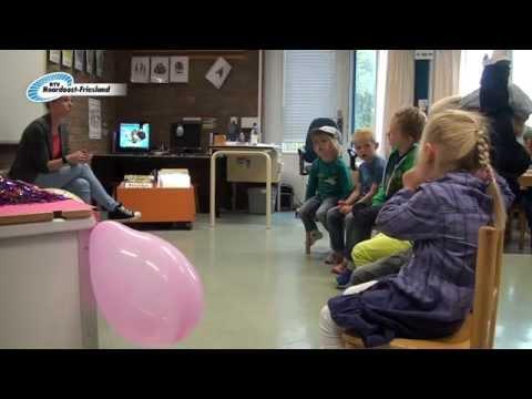 Krimp in Noordoost Friesland: thema Onderwijs