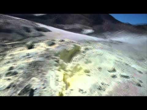 Chile declaró en alerta amarilla a un volcán ubicado a 90 km de Malargüe