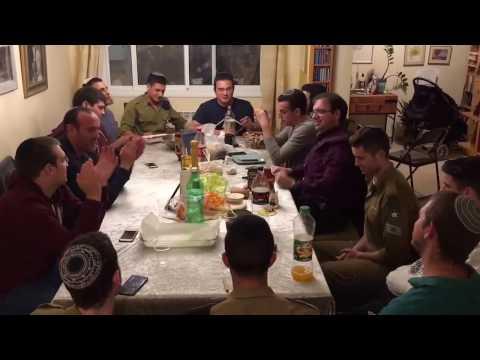 Adon Olam by the IDF Rabbinical Choir
