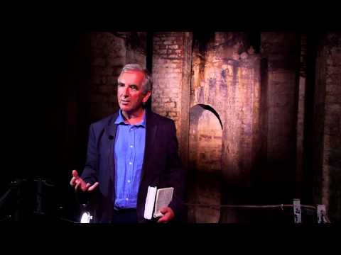 Robert Harris on why he wanted to write the Cicero trilogy